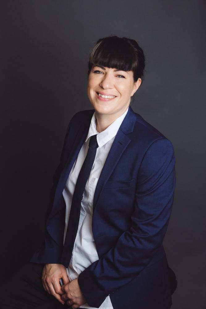 Councillor Sarah Potts   Victoria