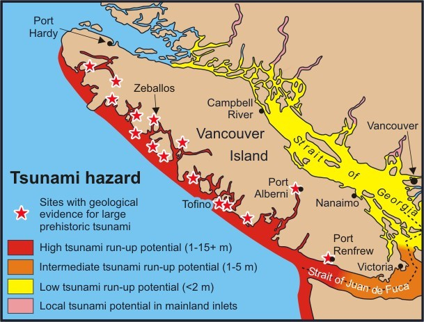 What Will Happen To Vancouver Island In A Big Earthquake
