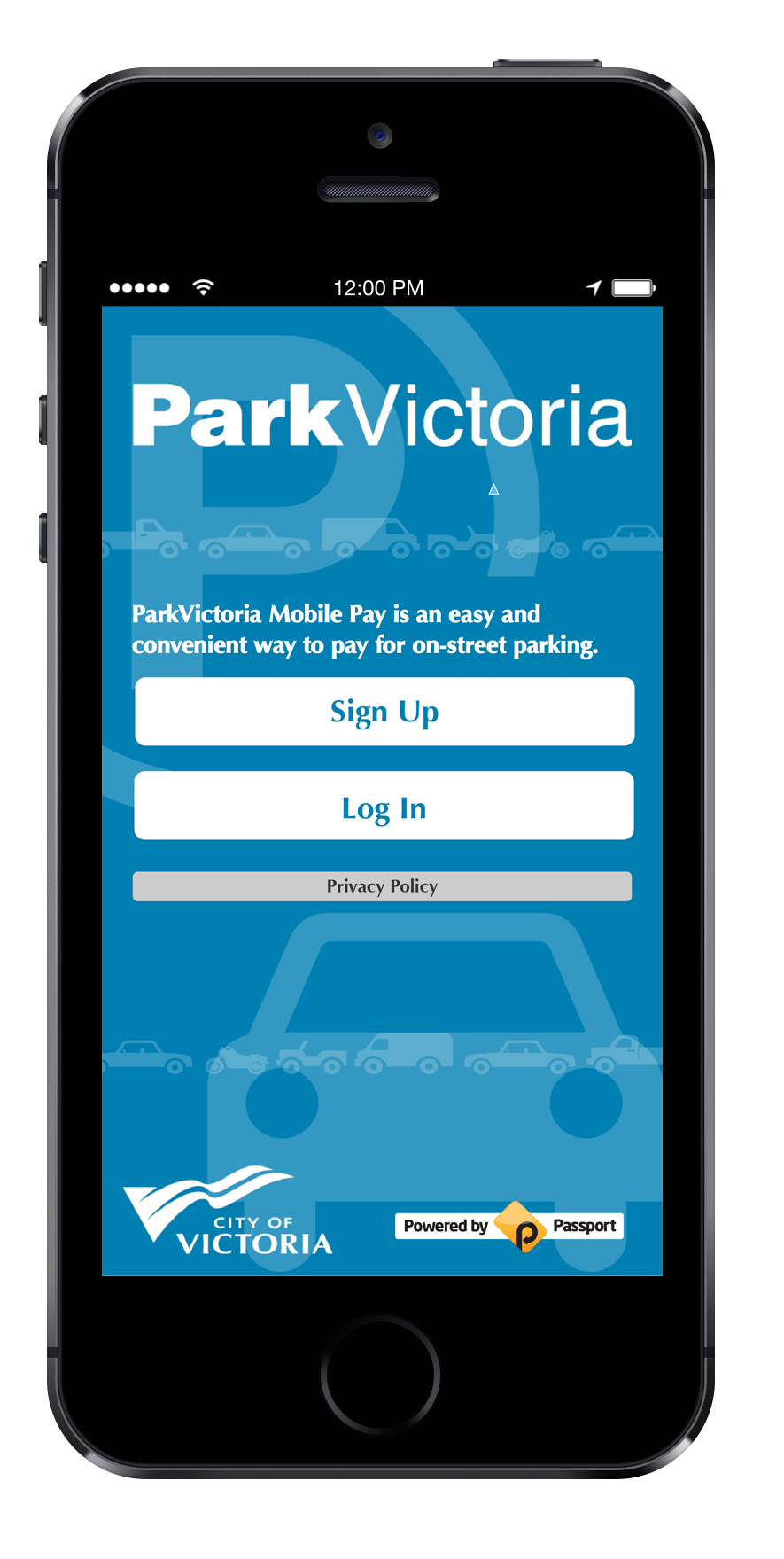 Parkvictoria Mobile Payment App For On Street Parking