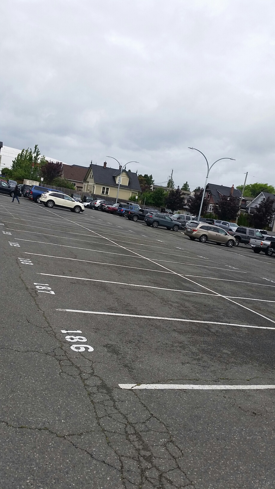 Surface Parking Lots  Victoria