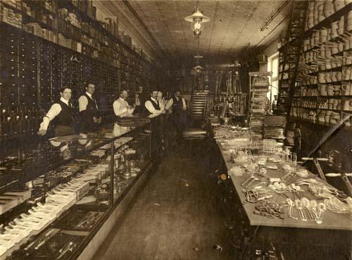 B.C. Coast Hardware, ca. 1908 | Victoria