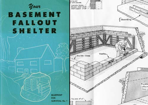Your basement fallout shelter Victoria