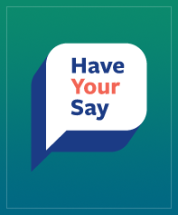Have Your Say Victoria